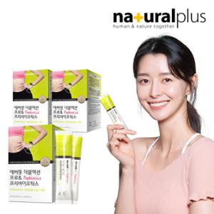 내츄럴플러스 에버핏 더블액션 프로앤프리바이오틱스(프롤린 함유) 3박스/3개월