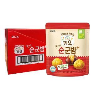 후디스 순군밤 50g×7개 / 1box