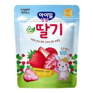 아이밀 냠냠 순딸기 (12g)