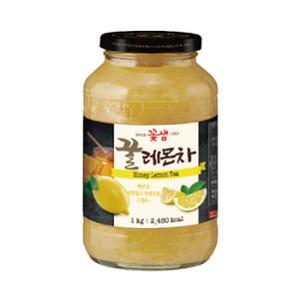 꽃샘 꿀레몬차 1kg