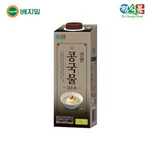 [정식품] 콩국물 검은콩 950mlx12팩