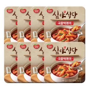[동원] 심야식당 국물떡볶이 250g x 8pack