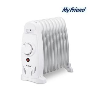 마이프랜드 미니 9핀 라디에이터 MFR-1809M 전기히터/난방/난로