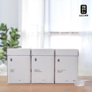 [생활공작소] 착한세제 3종 (구연산+베이킹소다+과탄산소다)