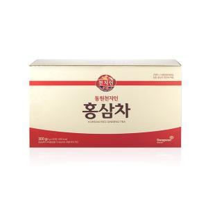천지인 홍삼차 100포 / 쇼핑백 포함