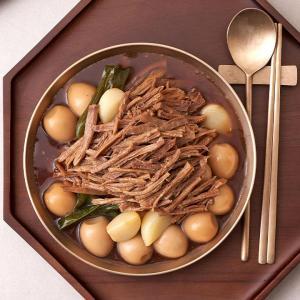 쇠고기옛날간장조림(대용량 600g)