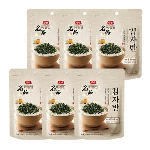 [동원] 양반김 명품김자반 50g x 6봉