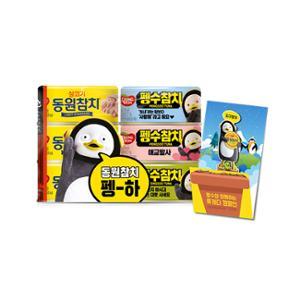 [동원] 펭수참치 2탄(펭수참치 135gx3캔+라이트스탠다드 135gx3캔)