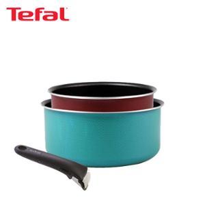 [기획전] [테팔] 매직핸즈 트라이미 단품 냄비 16cm+20cm+손잡이 TFC-TRMHP60H