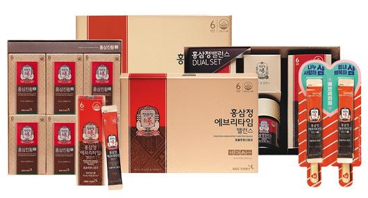 [정관장] 홍삼 BEST 모음전