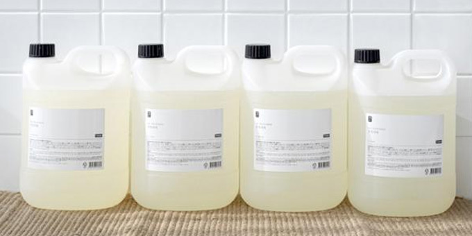 [생활공작소] 주방세제 3Lx2개 (향 4종 택1)
