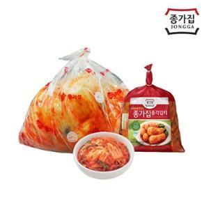 종가집 맛김치(백두)5kg+총각김치1kg