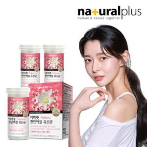 에버핏 편안해질 여성유산균 3병 / 신바이오틱스 질유산균 아연 셀렌