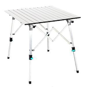 SQUARE 알루미늄 롤 테이블700(실버그레이)