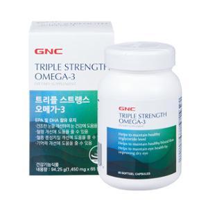 GNC 트리플스트랭스 오메가-3 (65)