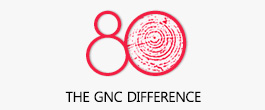 80 THE GNC DIFFERENCE