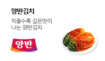 양반김치 익을수록 깊은맛이 나는 양반김치
