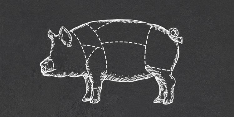미트Q 금천한돈 돼지잡는날 초신선 돼지고기를 즐겨보세요