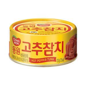 [동원] 고추참치 100g