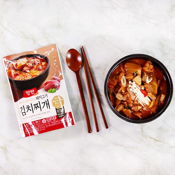 (NEW) 양반 숙성 돼지고기 김치찌개 460g