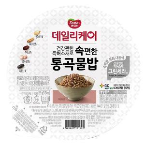 동원 데일리케어 통곡물밥
