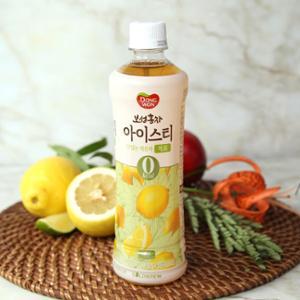 보성홍차 아이스티 제로 레몬 500ML ( 24입 )