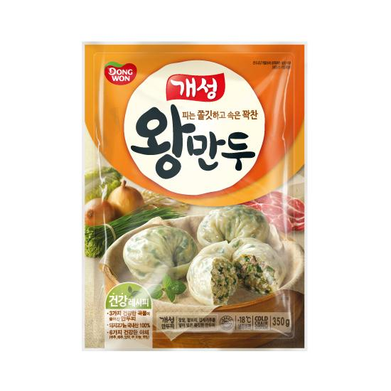 [동원] 개성왕만두 350gx2봉