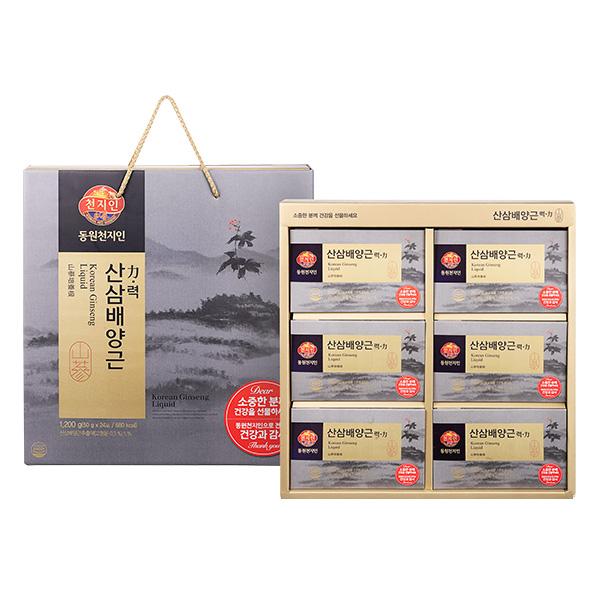 천지인 산삼배양근 력 (50g*24포)