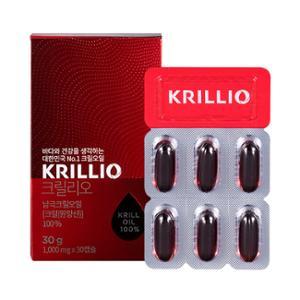 크릴리오 (1,000mg X 30캡슐)