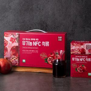 [동원] 하루기초 유기농 NFC 석류 (50ml*30포)