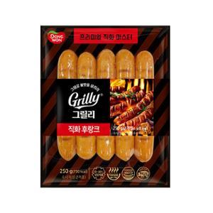 동원 오븐&통그릴 극한직화 후랑크 250gx2