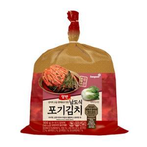 산지양반 남도식 포기김치900g