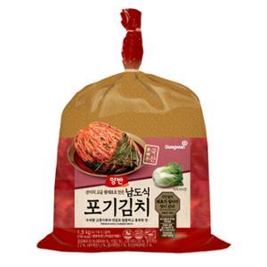 산지양반 남도식 포기김치1.9kg