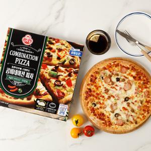 [오뚜기] 콤비네이션 피자 415G