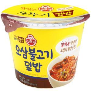 [오뚜기] 맛있는 오뚜기 컵밥 오삼불고기덮밥 280G