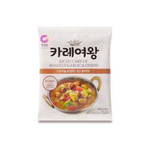 [대상] 카레여왕 마늘&양파108g