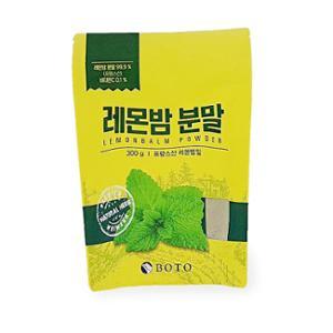 코코매입) 레몬밤분말 300G