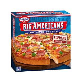[동서] 닥터오트커 빅아메리칸즈 수프림 피자 455g