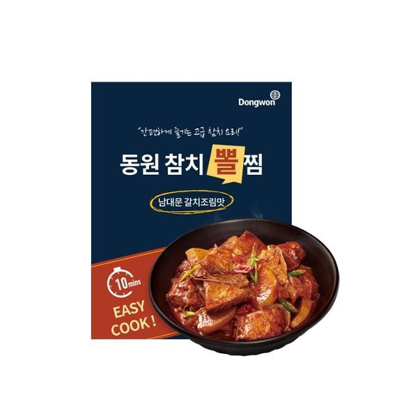 [동원산업] 동원참치뽈찜 남대문갈치조림맛 650g