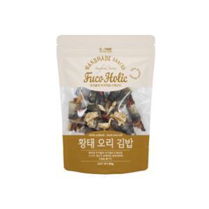 [10%리워드] 후코홀릭 황태오리김밥 80g