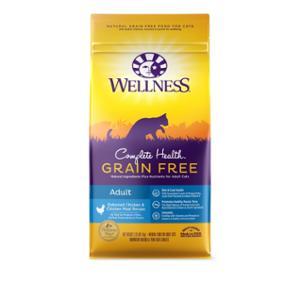 [10%리워드] 웰니스 컴플리트헬스 그레인프리 어덜트치킨캣 2.5kg