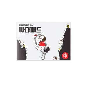 페슬러 싸다패드 중형 60매 (40x50cm)