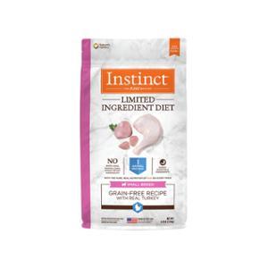 [10%리워드] 네이처스버라이어티 인스팅트 LID 소형견용 칠면조 독 키블 1.8kg