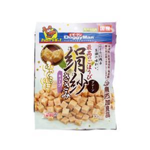 [10%리워드] 도기맨 부드러운 사야 치킨 큐브 100g