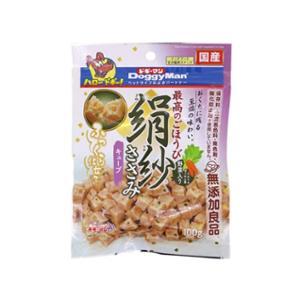 [10%리워드] 도기맨 부드러운 사야 치킨 야채 큐브 100g