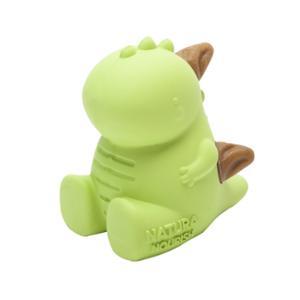 [10%리워드] 네추라 너리쉬 미니공룡(그린) 덴탈트릿 장난감