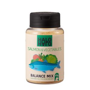 [10%리워드] 할로할로밸런스 연어야채파우더 45g