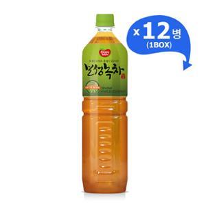 [동원] 보성녹차 1.5L*12병(1박스)