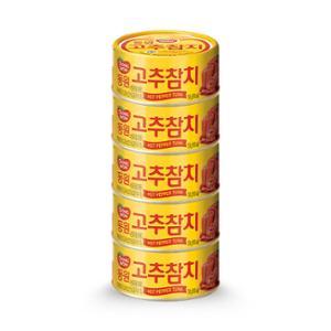 [동원] 고추참치 150g*5캔