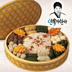 [설날선물세트][안복자한과] 복타원 - 3단